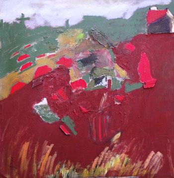 אסתי כץ - ציירת בכפר ורדים